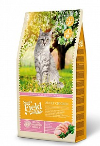 SAM´s FIELD Cat Adult Chicken  400g