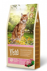 SAM´s FIELD Cat Adult Wild 2,5kg