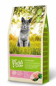 SAM´s FIELD Cat Sterilised  400g