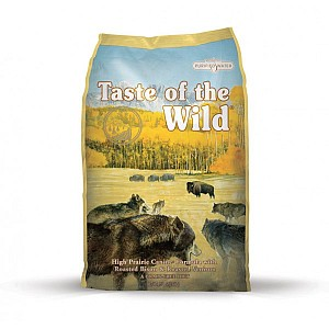 TASTE of the WILD High Prairie 13kg