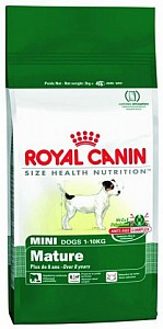 ROYAL CANIN Dog Mini Mature 8kg
