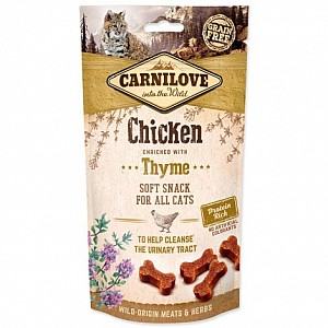 Carnilove Cat Soft Snack 50g Chicken with Thyme